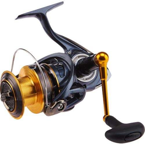 Display product reviews for Daiwa Legalis Spinning Reel Convertible