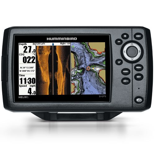 Display product reviews for Humminbird Helix 5 SI GPS Fishfinder