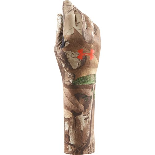 Under Armour™ Boys' ColdGear® Camo Liner Gloves