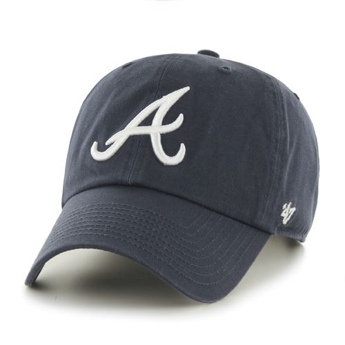 '47 Adults' Atlanta Braves Clean Up Cap