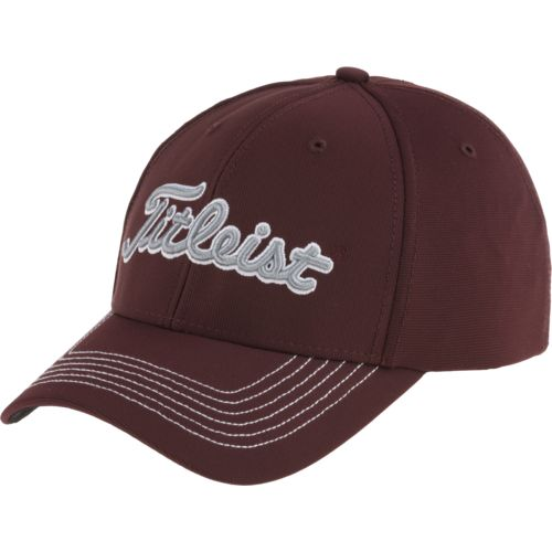 Titleist Adults' Mississippi State University Fitted Collegiate Cap