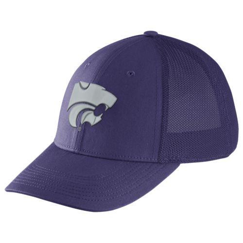 Nike™ Men's Kansas State University Dri-FIT Legacy91 Mesh Back Swoosh Flex Cap