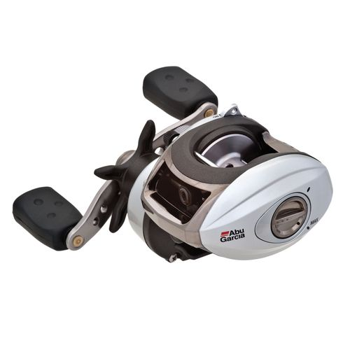 Display product reviews for Abu Garcia Silver Max Low-Profile Baitcast Reel