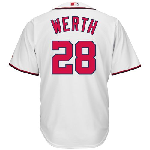 Majestic Men's Washington Nationals Jayson Werth #28 Cool Base® Jersey