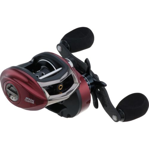 Abu Garcia Revo Rocket Low-Profile Baitcast Reel Left-handed