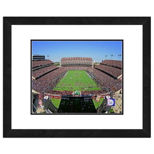 Photo File Texas A&M University Kyle Field 8' x 10' Photo