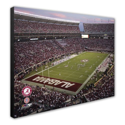 Photo File University of Alabama Bryant Denny Stadium 8' x 10' Photo