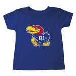 Two Feet Ahead Infants' University of Kansas T-shirt
