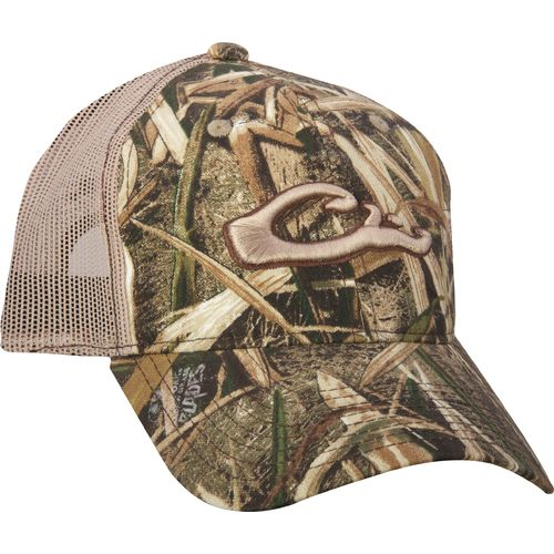 Drake Waterfowl Men's Mesh Back Cap