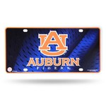 Rico Auburn University Metal Auto Tag