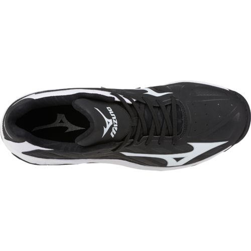 Mizuno Men's 9-Spike Advanced Erupt 3 Softball Cleats - view number 4