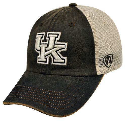 Top of the World Adults' University of Kentucky ScatMesh Cap
