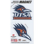 Stockdale University of Texas at San Antonio Logo Magnets 2-Pack