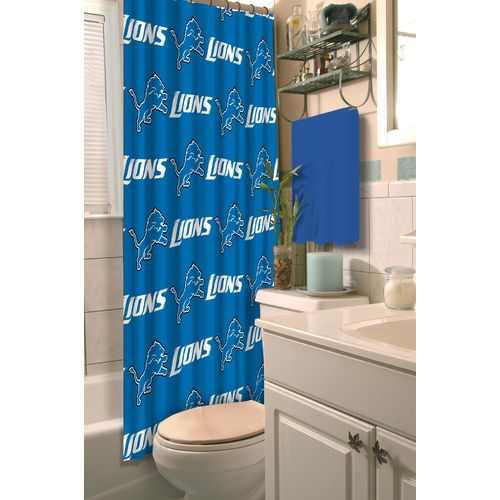 The Northwest Company Detroit Lions Shower Curtain
