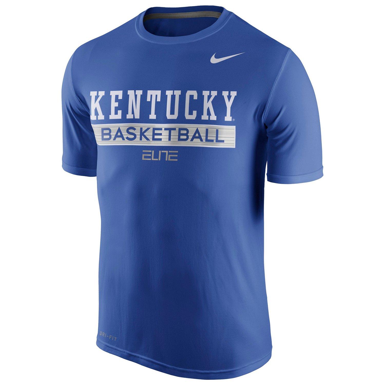 Nike Men's University of Kentucky Basketball Practice T-shirt