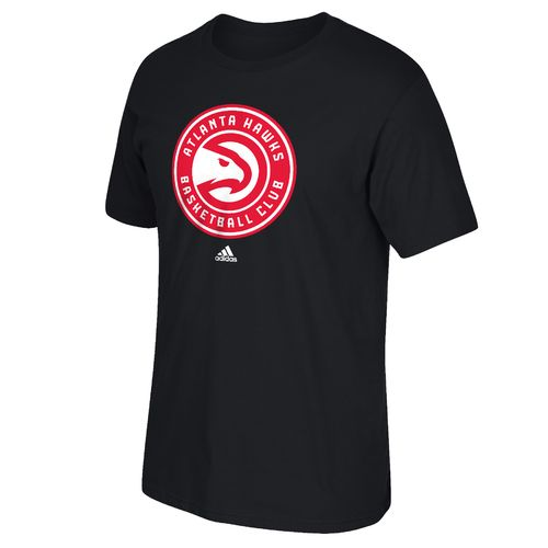 adidas™ Men's Atlanta Hawks Full Primary Logo T-shirt