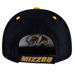 Top of the World Adults' University of Missouri Triple Conference Cap - view number 2