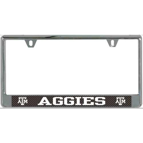Stockdale Texas A&M University Metal License Plate Frame