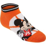 Disney Boys' Mickey Mouse No-Show Socks 6-Pack