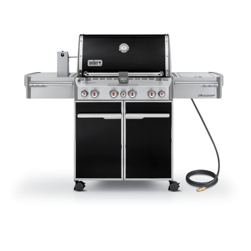 Weber® Summit® E-470™ 4-Burner Natural Gas Grill - view number 1