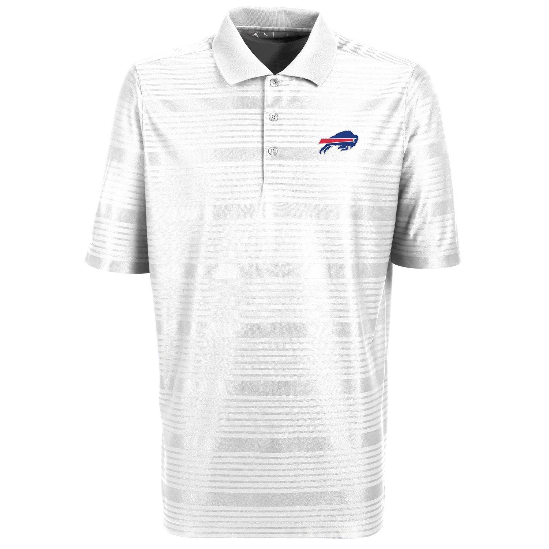 Antigua Men's Buffalo Bills Illusion Polo Shirt