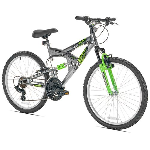 "KENT Northwoods Z245 24"" 21-Speed Mountain Bicycle"