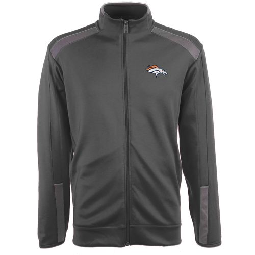 Antigua Men's Denver Broncos Flight Jacket