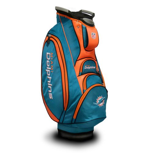 Team Golf Miami Dolphins Victory Cart Golf Bag