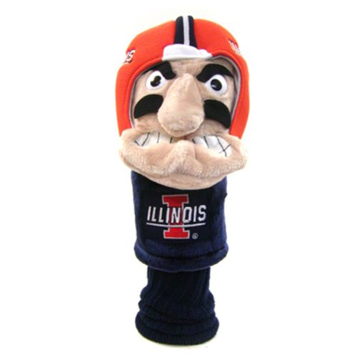 Team Golf University of Illinois Mascot Head Cover - view number 1