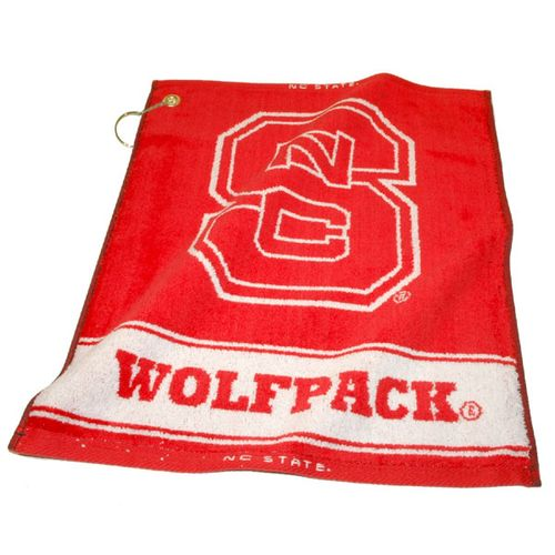 Team Golf North Carolina State University Woven Towel - view number 1