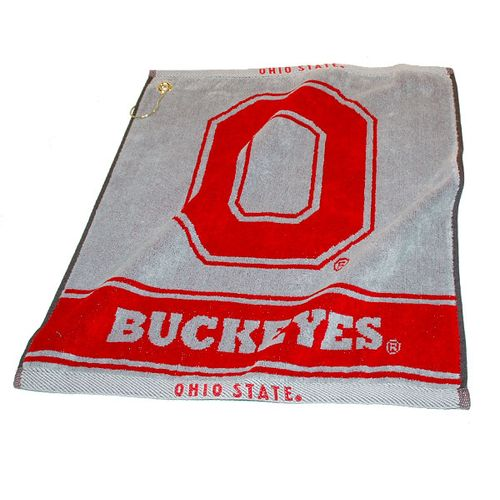 Team Golf Ohio State University Woven Towel