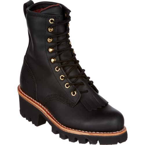 Chippewa Boots Women's Oiled Insulated Logger Boots - view number 2