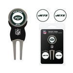 Team Golf New York Jets Divot Tool and Ball Marker Set - view number 1