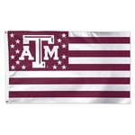 WinCraft Texas A&M Stars and Stripes Flag