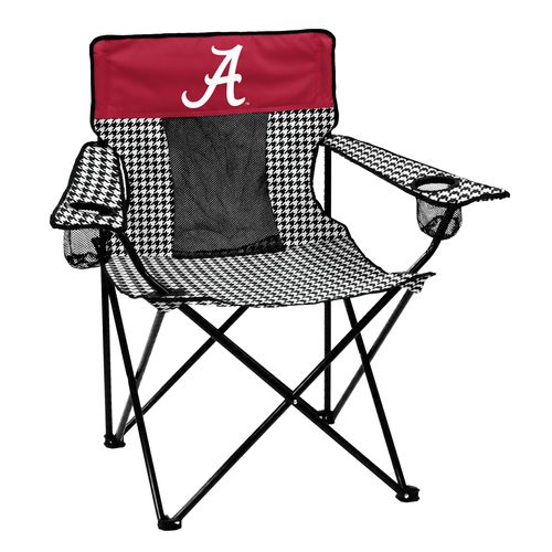 Display product reviews for Logo™ University of Alabama Houndstooth Elite Chair