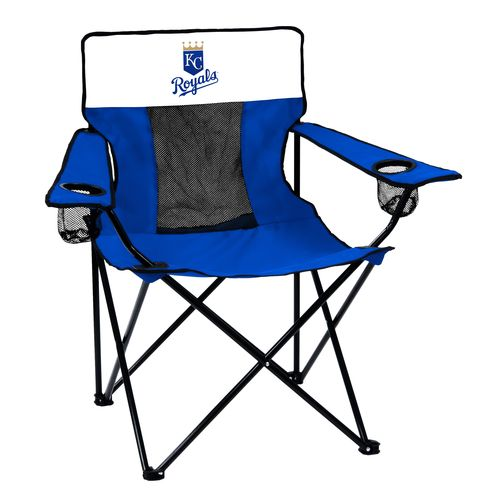 Logo™ Kansas City Royals Elite Chair