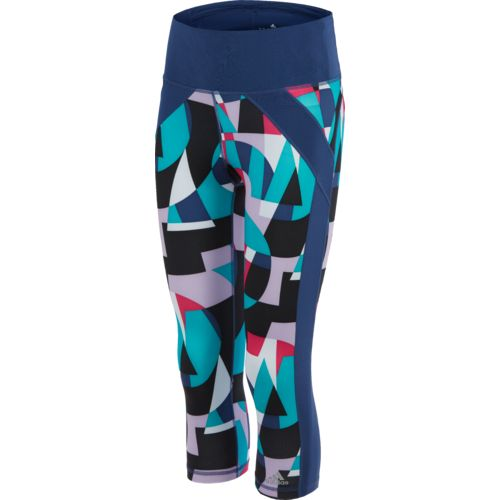 adidas Women's Performer High Rise Capri Tight