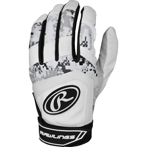 Rawlings Adults' Digi Camo Batting Gloves