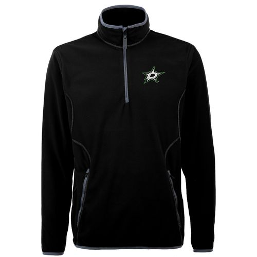 Antigua Men's Dallas Stars Ice 1/4 Zip Pullover