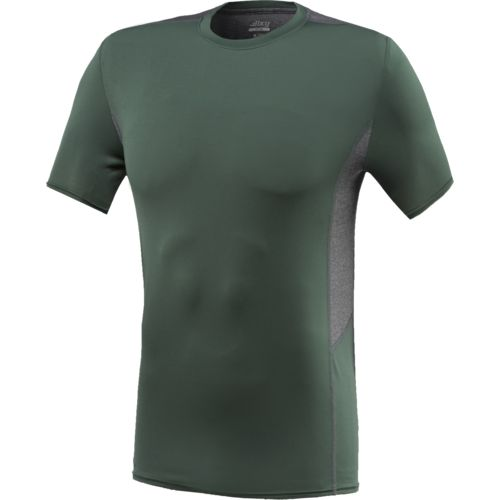 BCG™ Men's Fitted Compression Short Sleeve Crew Neck