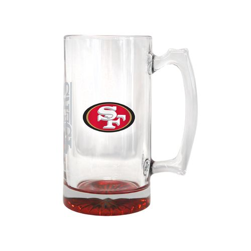 Boelter Brands San Francisco 49ers Elite 25 oz. Tankard