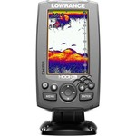 Lowrance Hook-4x Mid/High Depth Finder