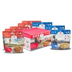 Wise Company Freeze-Dried Camping and Backpacking Food Favorites 8-Pack