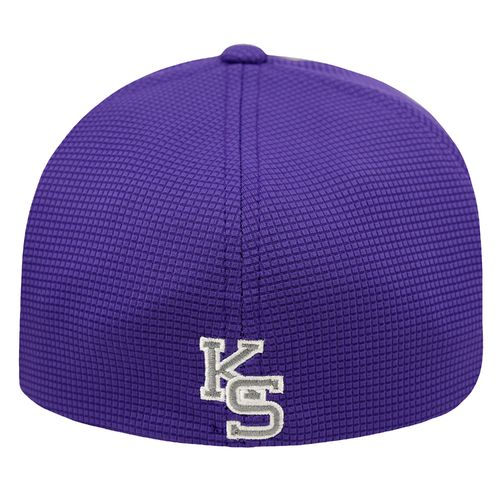 Top of the World Men's Kansas State University Booster Plus Cap - view number 2