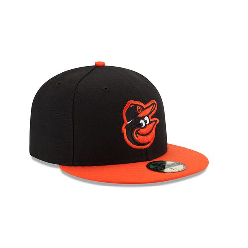 New Era Men's Baltimore Orioles 2016 59FIFTY Cap - view number 3