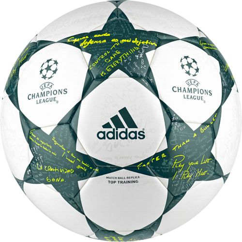 adidas Finale 16 Training Soccer Ball