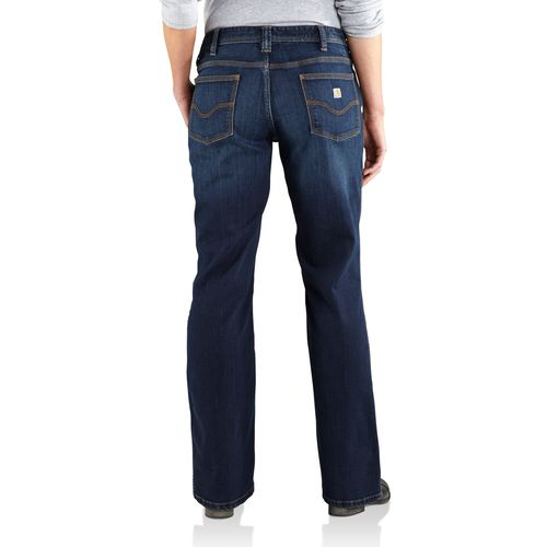 Carhartt Women's Jasper Relaxed Fit Denim Jean - view number 2