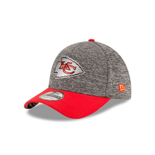 New Era Men's Kansas City Chiefs NFL '16 Draft 39THIRTY Cap