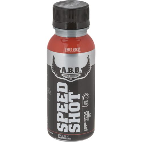 Display product reviews for ABB Speed Shot Energy Drink