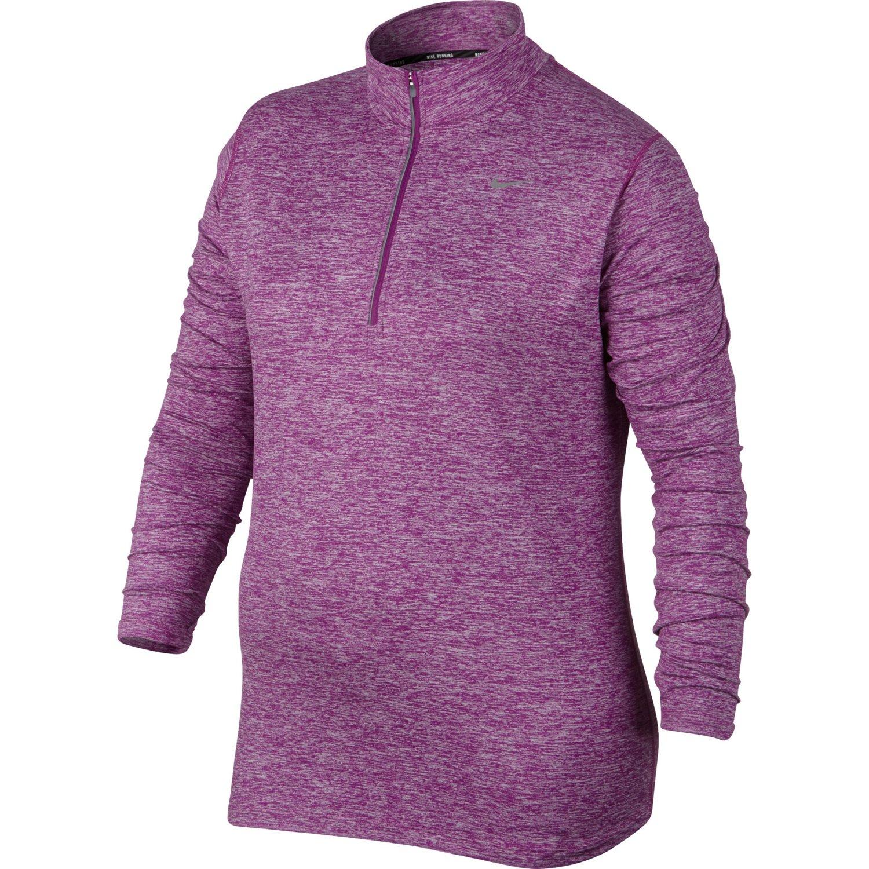 Nike Women's Element 1/2 Zip Pullover